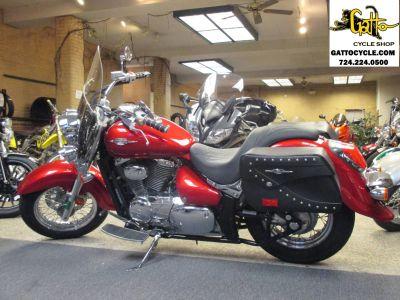 2015 Suzuki Motor of America Inc. Boulevard C50 Cruiser Motorcycles Tarentum, PA