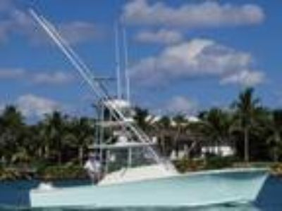 34' Gamefisherman 34 Custom Walk-Around Sportfish 2003
