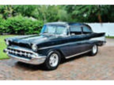 1957 Chevrolet Bel Air/150/210 Stunning Restoration with Vintage Air 1957 BelAir