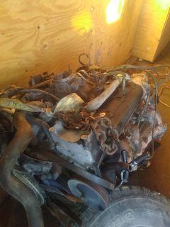 Motor y transmisión
