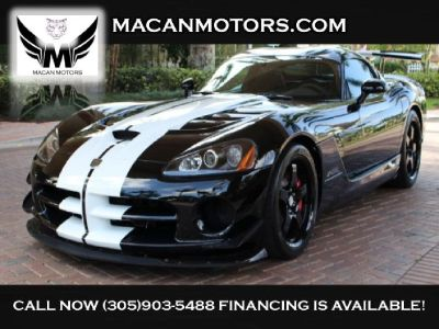 2009 DODGE VIPER SRT 10 ACR RARE FIND!!!