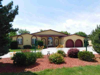 W4545 Center St Lyndon Three BR, This Hacienda is loaded with