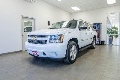 2010 Chevrolet Suburban LTZ 1500 (Summit White)
