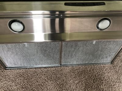 Stainless Vent-hood