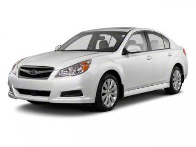2011 Subaru Legacy 2.5i Premium (Steel Silver Metallic)