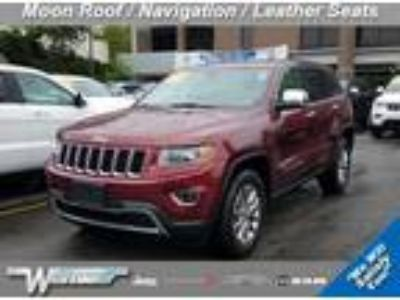$28480.00 2016 JEEP Grand Cherokee with 25538 miles!