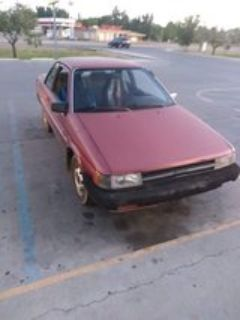 MUST SELL 1990 Toyota Tercel