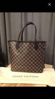 Brand new authentic LV neverfull