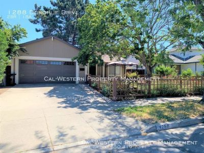 ~Pet Friendly HOUSE! w/ GIANT Backyard & 2 Car Garage and Berryessa Schools!~