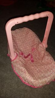 """""""Baby carrier/chair"""