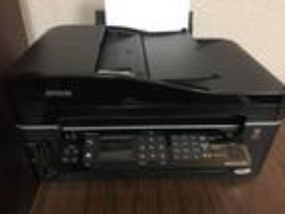 Epson WorkForce 615 All-In-One Inkjet Printer