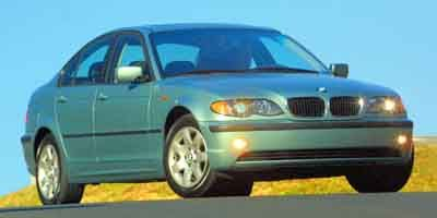 2003 BMW 3-Series 325xi (Alpine White)