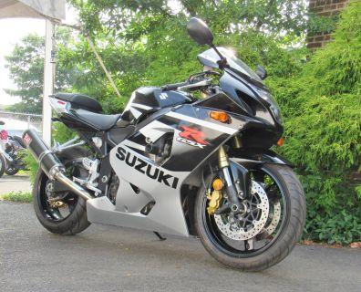 2005 Suzuki GSX-R600 Supersport New Haven, CT