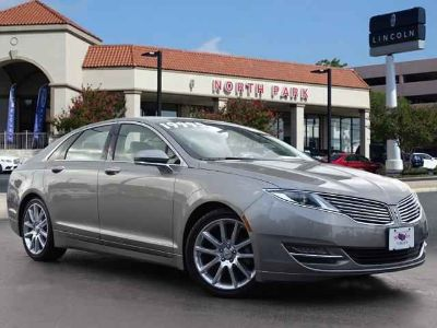 Used 2015 Lincoln MKZ 4dr Sdn FWD