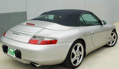 99-01 Porsche 996, 911 Cabriolet Convertible Top