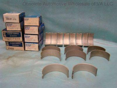 Buy 1950 -76 Oldsmobile Pontiac 287 303 316 324 326 347 421 428 455 Rod Bearings STD motorcycle in Vinton, Virginia, United States, for US $80.00