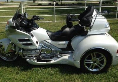 2008 Honda Gl18bm8-Goldwing