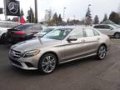 used 2019 Mercedes-Benz C-Class for sale.