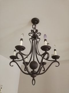 Ceiling entrance and wall lights