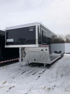 2019 Bravo 44 Icon Gooseneck Trailer