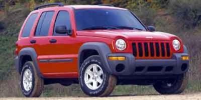 2002 Jeep Liberty Sport (Black)