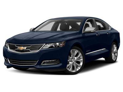 2018 Chevrolet Impala Premier (Silver Ice Metallic)
