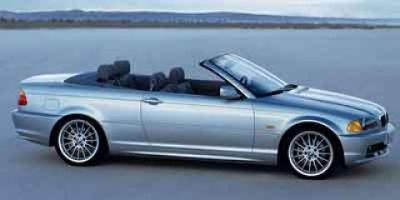 2001 BMW 3-Series 330Ci (Jet Black)