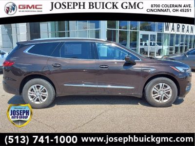 2018 Buick Enclave Essence (havana metallic)
