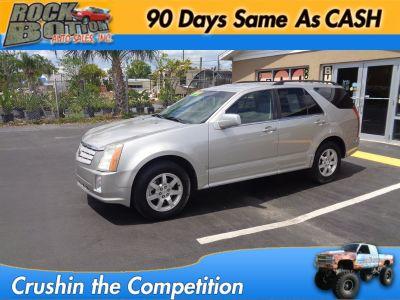 2007 Cadillac SRX V6 (Silver)
