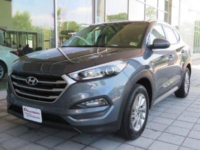 2017 Hyundai Tucson SE (Coliseum Gray)