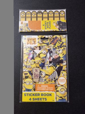 Minion Stickers & Flags
