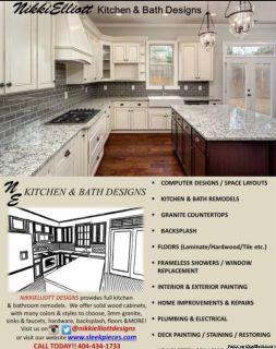 Nikki Elliott Kitchen & Bath LLC
