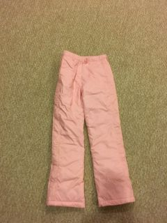 New Gymboree Pink Snow/Ski Pants