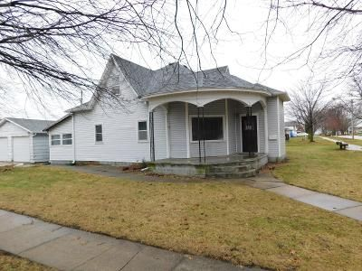 3 Bed 1 Bath Foreclosure Property in Lenox, IA 50851 - E Nebraska St