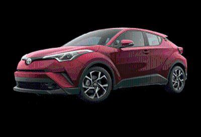 2018 Toyota C-HR XLE ()