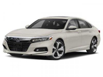 2019 Honda Accord Touring 2.0T (Platinum White Pearl)