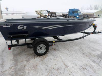 2019 G3 Guide V167 T Aluminum Fish Boats Lake Mills, IA