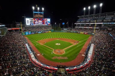 Cleveland Indians' Progressive Field | Cooks Needed