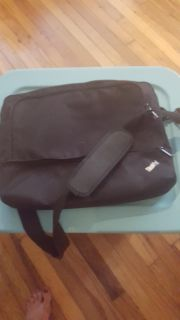 """EUC laptop bag, holds up to 17"""""""