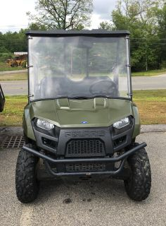 2010 Polaris Ranger 400 Side x Side Utility Vehicles Barre, MA