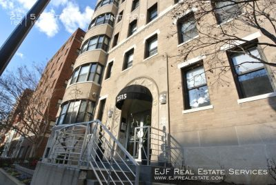 Foggy Bottom 1BR 1BA in The Bader Condominium with All Utils Incl, Hardwood Floors, Galley Kitchen, Updated Bath and Outdoor BBQ Space - No Pets, Street Parking, Avail Now