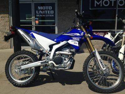 2017 Yamaha WR250R Dual Purpose Motorcycles Bellflower, CA