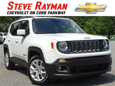 2018 Jeep Renegade Latitude (White)