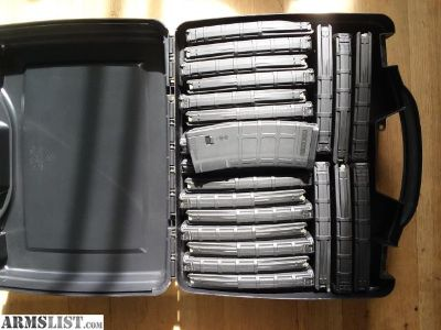 For Sale: 22 Pmags- 5.56x45
