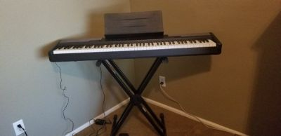 Casio CDP-100 keyboard