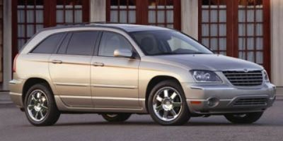 2005 Chrysler Pacifica Base (Blue)