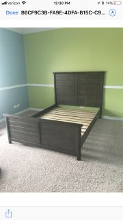Stanley Young America solid-wood boys bed