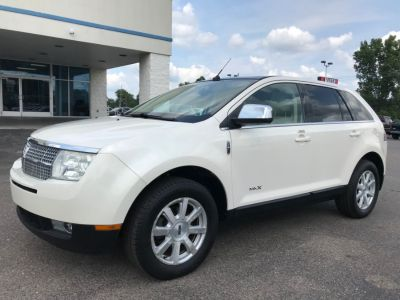 2007 Lincoln MKX Base (White)