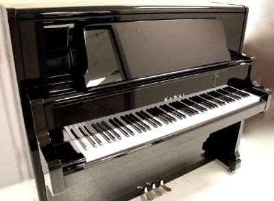 "KAWAI US-50 PIANO - PROFESSIONAL UPRIGHT, 52""  713-628-7270"