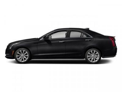 2018 Cadillac ATS Luxury AWD (Stellar Black Metallic)